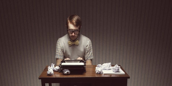Writers Are Editors Are Writers
