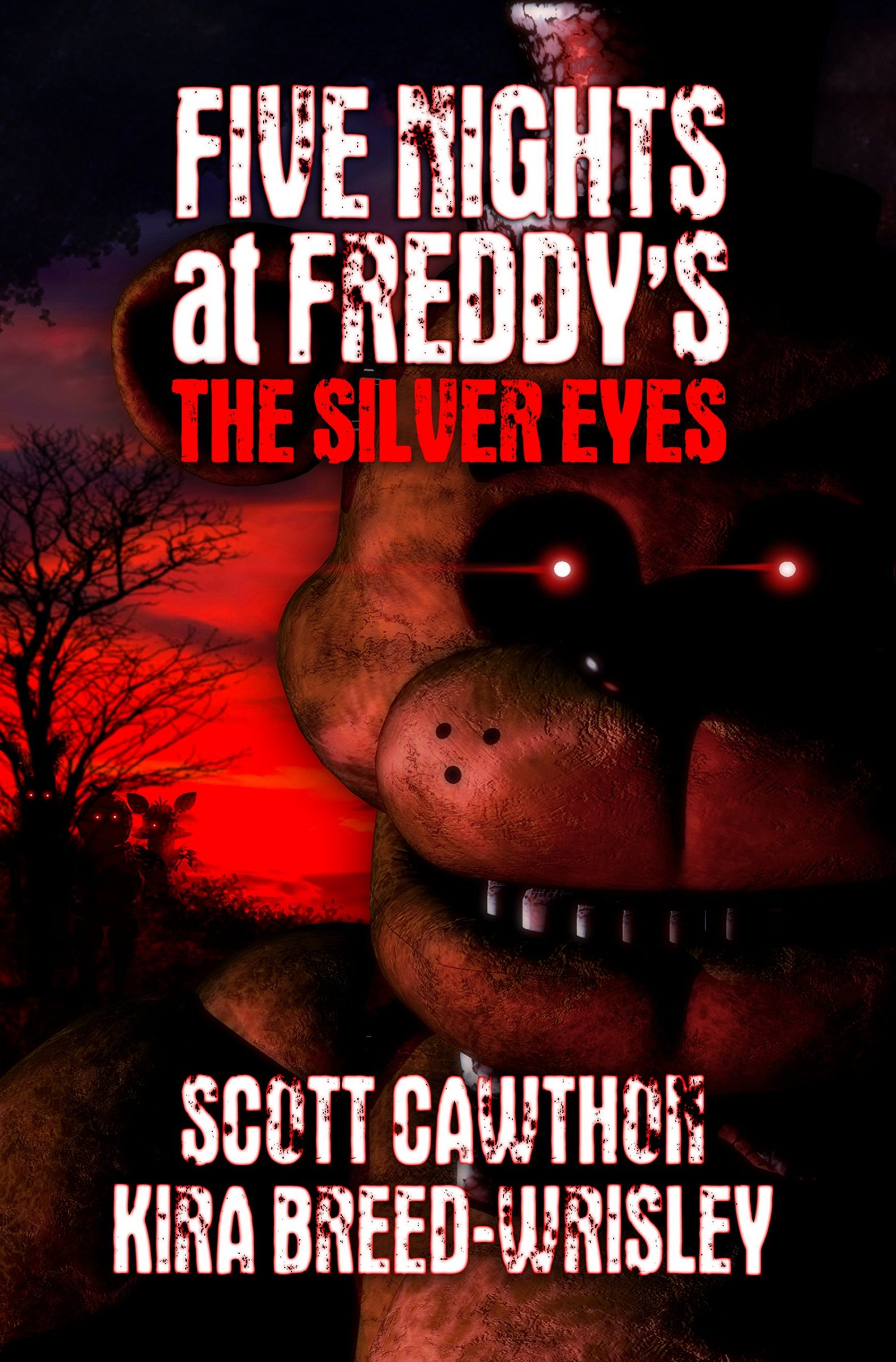 New York Times #1 Bestseller, Five Nights at Freddy's